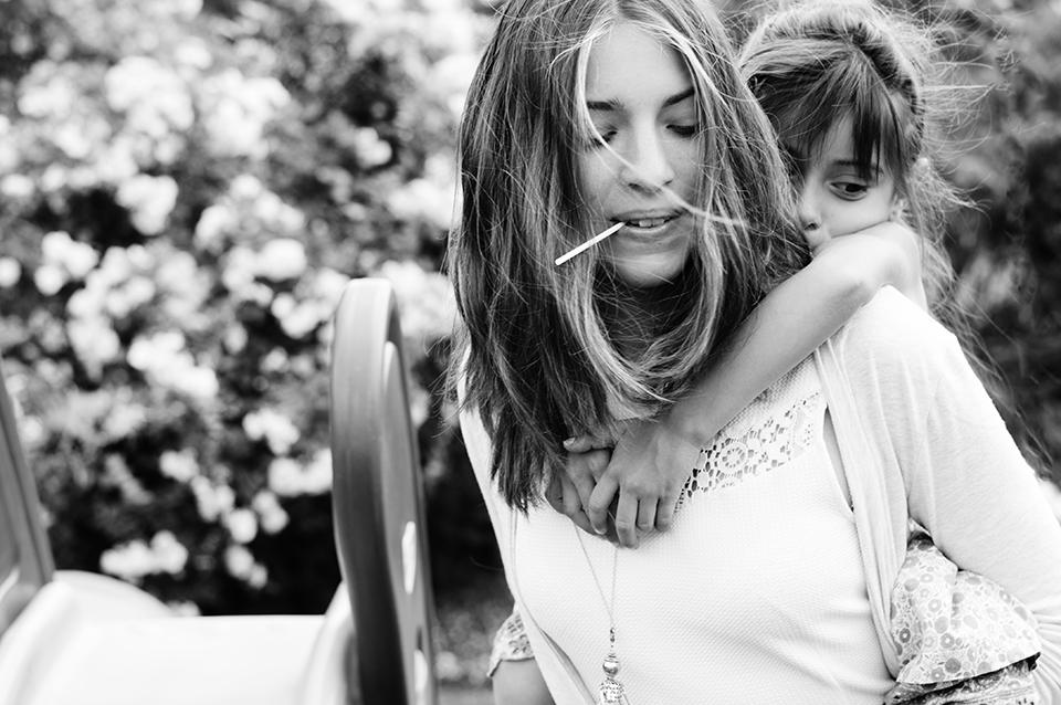 Pourquoi choisir un reportage du quotidien ? Photographie de famille, portrait d'enfants.