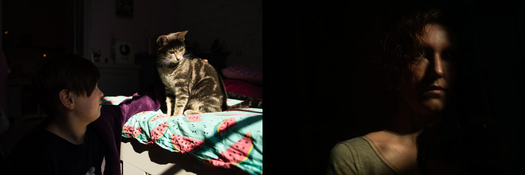 Mon projet photo 52 : bilan 6 semaines. Montage photo avec les images des 2 premières semaines du projet.