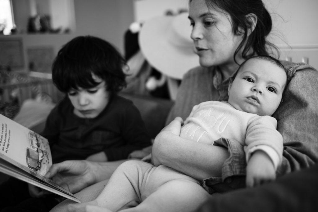 S'offrir un reportage de famille à domicile : les avantages.