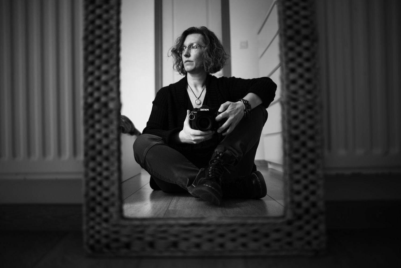 Autoportrait - Photographe de Famille - Portrait de femme - Pascaline Michon - Laval
